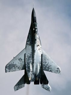 Slovakian Air Force (with digital camo) Military Jets, Military Aircraft, Air Fighter, Fighter Jets, Russian Plane, Aircraft Painting, Sukhoi, Aircraft Photos, Aircraft Design
