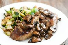 Fresh mushrooms, a sprig of rosemary, a sprinkling of salt and pepper and a drizzle of oil combine to create a flavor that is much more than the sum of its parts. Rosemary Mushrooms are great when served over grilled steaks, or as a side dish on their own. I tasted a mushroom straight from theRead More