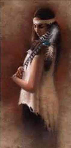 Cherokee princess