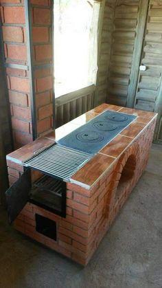 Producci n de estufas eficientes de le a en colombia - Fogones de lena ...