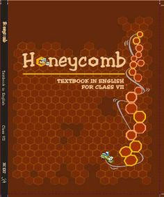 Textbook of English(Honeycomb) for Class VII( in English)