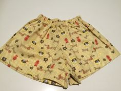 SHORTS DOGS