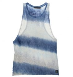 B-side GROVE VEST BLUE £48.00