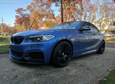 2015 M235i 6MT Estoril Blue OEM+ - 2Addicts | BMW 2-Series forum