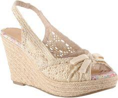 Wonderful Lace Wedges  :)