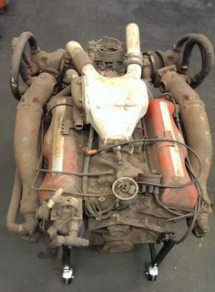 409 chevy - Technical - Antique Automobile Club of America - Discussion Forums Boat Engine, Truck Engine, Weird Cars, Cool Cars, Chevy Motors, Motor Engine, Classy Cars, Race Engines, Us Cars