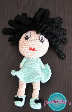Check out this item in my Etsy shop https://www.etsy.com/listing/524468521/amigurumi-doll-crochet-doll-stuffed-doll