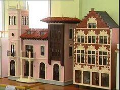 Un matrimonio de Torremendo elabora durante 20 años unas impresionantes casas de muñecas - YouTube