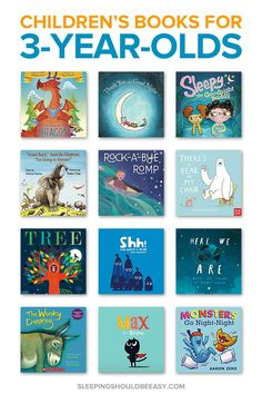Looking for children's books for 3 year olds? This comprehensive list includes 52 books to read with your child, perfect for the whole year. Next Children, Best Children Books, Toddler Books, Read Aloud Books, Children's Books, Good Books, 3 Year Olds, Three Year Olds, Parenting Articles