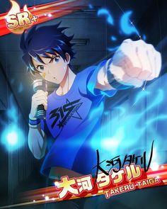 SideM Idolmaster Takeru Taiga SR3%2B Anime Child, Anime Girls, Manga Boy, Mini, Idol, Cute, Fictional Characters, Image, Personal Reference