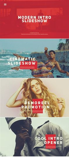 Buy Modern Dynamic Intro by i-Minimalist on VideoHive. Here is a Modern Cinematic Slideshow for your project! Glitch, Soundtrack, Teaser, Hip Hop, Presentation, Minimalist, Urban, Templates, Sport