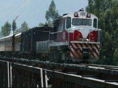 CRÓNICA FERROVIARIA: Perú: Tren Macho. Lanzan concurso para rehabilitar...