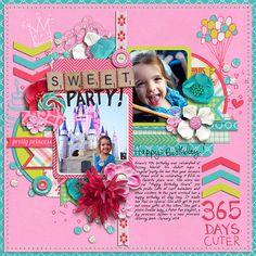 Sweet Party! - Scrapbook.com