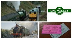 Trains For Kids Days Out Guide: Spa Valley Railway