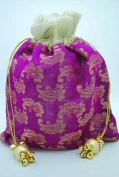Indian Sari Fabric Bollywood Party Tassel Jeweled by JaipurBazaar, $2.99