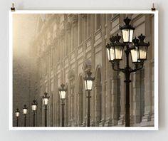 Last Light, Paris - Paris Photography - French Fine Art Photograph Art Print - Paris Decor - Home Decor - Wall Art