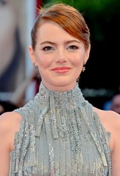 Emma Stone attends the opening ceremony and premiere of 'La La Land' during the 73rd Venice Film Festival at Sala Grande on August 31, 2016 in Venice, Italy.