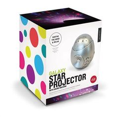 galaxy projector and sound machine