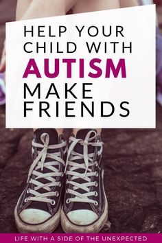 Want to help your autistic child make friends? Check out these simple tips to help your child with autism learn friendship and social skills. Social Skills Autism, Autism Learning, Autism Education, Autism Sensory, Autism Parenting, Special Education, Primary Education, Learning Disabilities, Autism