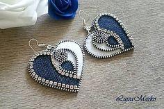 Mini Bead Bar Stud earrings in Gold fill, short gold bar stud, gold fill bar post earrings, gold bar earring, minimalist jewelry - Fine Jewelry Ideas Zipper Bracelet, Zipper Jewelry, Fabric Jewelry, Denim Earrings, Gold Bar Earrings, Embroidery Jewelry, Beaded Embroidery, Jewelry Crafts, Handmade Jewelry
