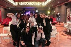 Il #team di #tuttomondo al #completo