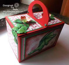 Nelasbasteleien: Workshop Henkelbox