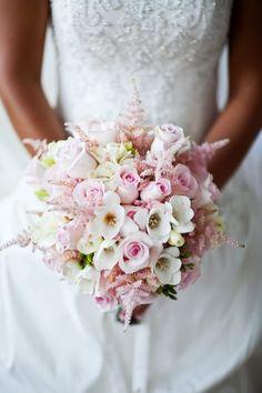 Disney wedding bouquet