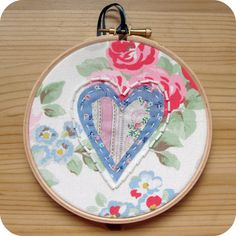 What to do with embroidery hoops