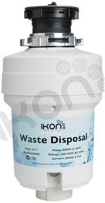 $369 (was $499) Ikon 1 HP Waste Disposer @ Appliance Smart - Bargain Bro