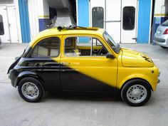 Fiat 500 Fiat 500, Fresh, Pretty