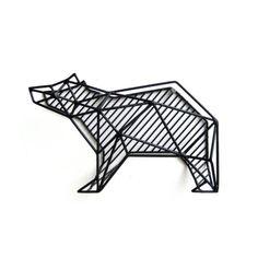Amazon.com - Kikkerland Bear Organizer