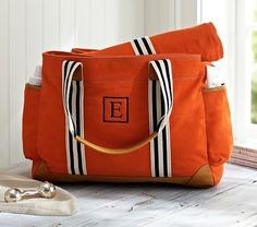 Orange Ny Bags Baby Diaper Chic Bag Blessing 3rd