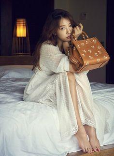 Park Shin Hye Blooms In March 2018 Marie Claire Park Shin Hye, Korean Beauty, Asian Beauty, Asian Woman, Asian Girl, Gwangju, Kim Yoo Jung, Yoo Ah In, Instyle Magazine
