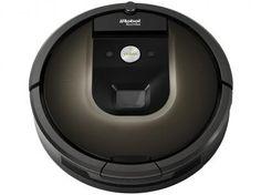 Robô Aspirador de Pó iRobot 33W - Roomba 980 com as melhores condições você encontra no Magazine Edmilson07. Confira!
