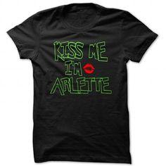 Kiss me i am Arlette - Cool Name Shirt ! - #bridesmaid gift #gift for him. Kiss me i am Arlette - Cool Name Shirt !, hoodies,funny hoodie. WANT IT =>...