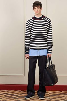 Tommy Hilfiger Revisits Brand Icons for Fall