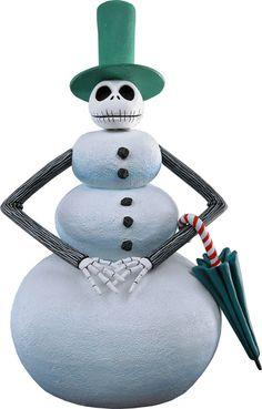 Snowman Jack Skellington Nightmare Before Christmas NECA HeadKnocker Bobble head Merry Christmas, Dark Christmas, Halloween Christmas, Halloween Town, Christmas Snowman, Christmas Themes, Halloween Crafts, Christmas Crafts, Halloween Ornaments