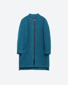 WOOL COAT-Coats-WOMAN | ZARA United States