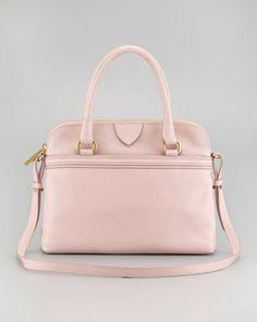 Preston Convertible Handbag, Pale Pink by Marc Jacobs at Bergdorf Goodman.