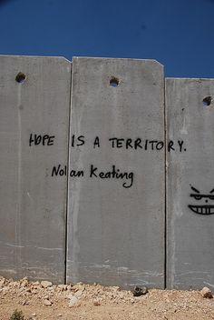palestinian grafitti   Palestinian Graffiti on the Separation Wall - Anata   Flickr - Photo ...