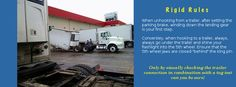 Truckers' comments about another driver who dropped a trailer are filled with vitriol. See our blog to ensure safety!