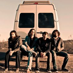 Kongos -  South African rock band consisting of the Kongos brothers: Johnny, Jesse, Dylan and Daniel. ❤️ their music