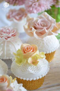 Dainty Cupcakes
