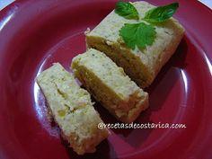 Cocina Costarricense: arrollado de guineo y atún