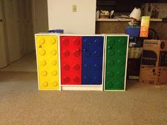 Lego Themed Classroom...I've been looking for this