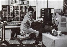 moog arrangements mixed with field recordings ~ Ruth White