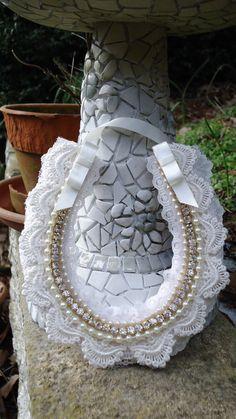 Wedding gift for bridal shower - lucky horseshoe