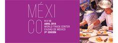 Sirha México 2018 del 11 al 13 abril  #CDMX
