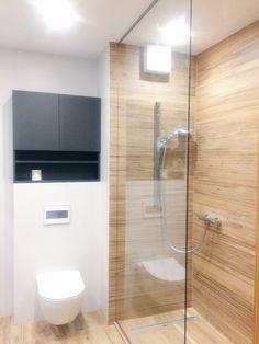 Bathroom design Diy Bathroom Decor, Bathroom Renos, Bathroom Design Small, Laundry In Bathroom, Modern Bathroom, Wallpaper Accent Wall Bathroom, Accent Wall Bedroom, Kitchen Ornaments, Scandinavian Bathroom