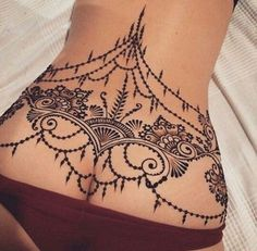 Lower back offers a lot of wide, smooth space for tattooing tattoos. Tattoos on lower back grasp their figure and colors much longer than those on other areas. Lower tattoos are one of the sexiest tattoos for females. They can be very stylish when done right for girls and women. Here we have collected 25 …